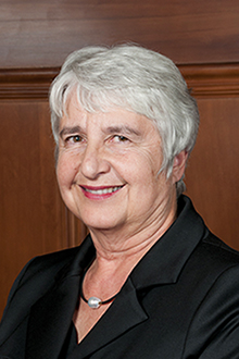 Chief Justice Dame Sian Elias