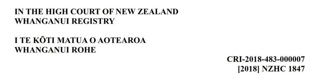 Whanganui Registry